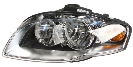Audi Headlight Assembly - Hella 8E0941003AL