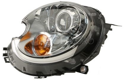 BMW Headlight Assembly left (Cooper) - Magneti Marelli 63127270023