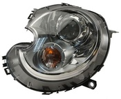BMW Headlight Assembly Left (Cooper) - Magneti Marelli 63127270025