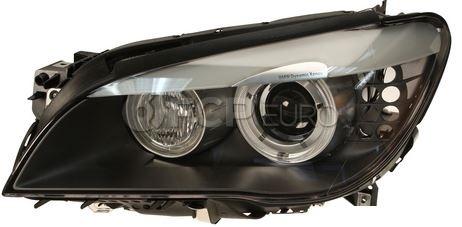 BMW Headlight Assembly Left (740Li 740i 750Li ) - Hella 63117228423