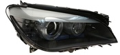 BMW Headlight Assembly Right (740Li 740i 750Li) - Hella 63117228424