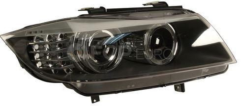 BMW Bi-Xenon Headlight Assembly Right - Hella 63117240246