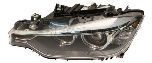BMW Headlight Assembly Left (320i 328d 335i) - Hella 63117338707