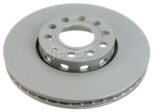 Audi Brake Kit - Zimmermann/Textar B6BKZIMM