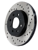 Audi VW Brake Disc - StopTech 128.33113L