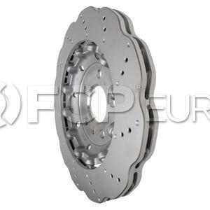 Audi Brake Disc - OEM Supplier 8T0615601A