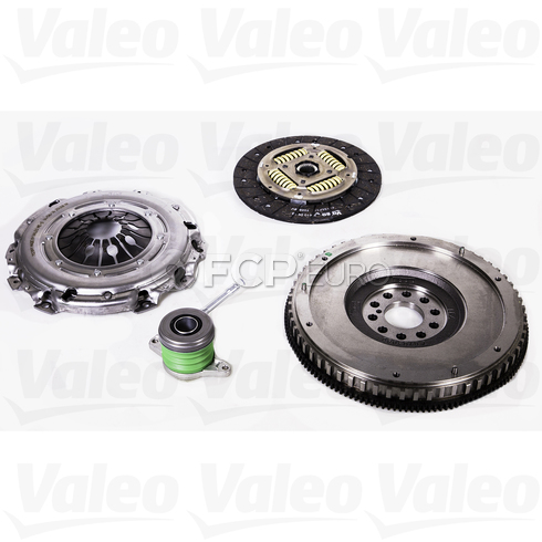 Volvo Clutch Kit Dual-Mass Flywheel Conversion - Valeo 52285413