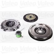 Volvo Clutch Kit Dual-Mass Flywheel Conversion - Valeo 52285413