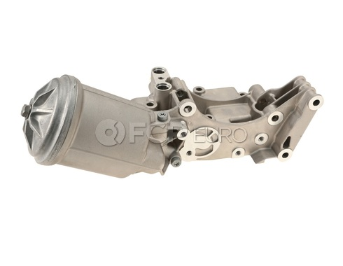 BMW Engine Oil Filter Housing - Genuine BMW 11427839858