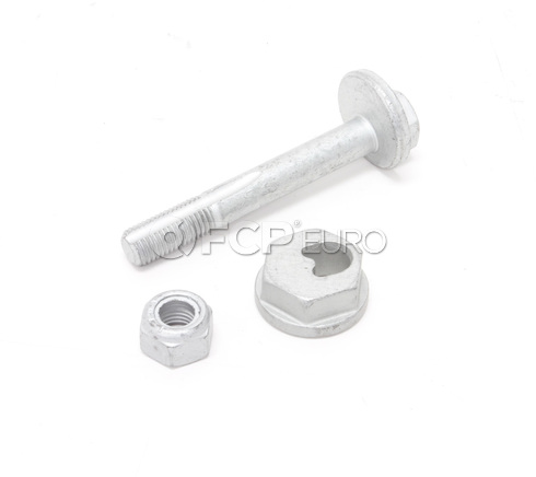 Mercedes Eccentric Bolt Kit (ML Series) - Genuine Mercedes 1633500606