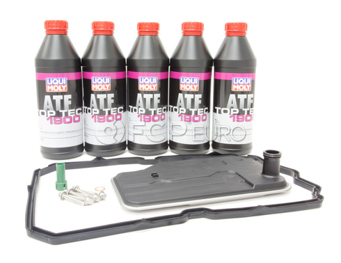 Mercedes 722 9 Transmission Service Kit - Liqui Moly 7229LATE