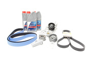Audi VW Timing Belt Kit - Gates Racing Belt Audi VW TBKIT-RB2