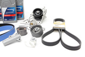 Audi VW Timing Belt Kit - Gates Racing Belt TBKIT-RB2