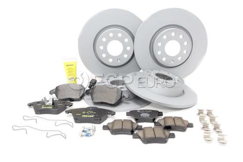Audi VW Brake Kit - Zimmerman KIT-534856