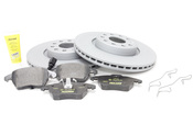 Audi VW Brake Kit - Zimmerman / Textar KIT-534898