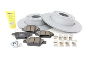 Audi VW Brake Kit - Zimmermann KIT-534899