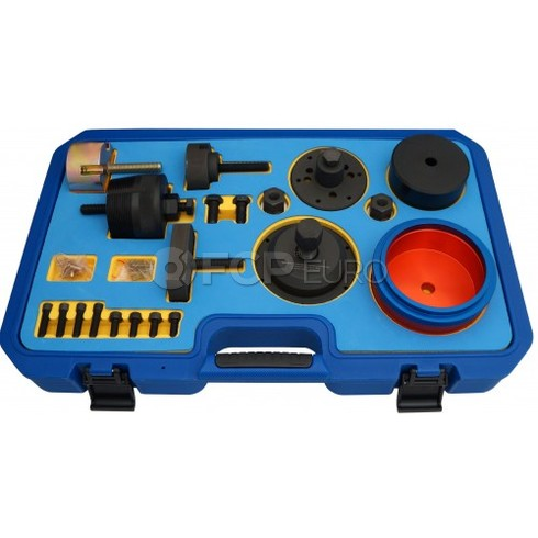 BMW Crankshaft Front & Rear Seal Removal & Installer Kit - CTA Manufacturing 7643