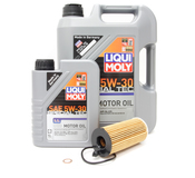 BMW Oil Change Kit 5W-30 - Liqui Moly 11428575211.LM