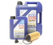 BMW Oil Change Kit 5W-40 - Liqui Moly 11428570590.LM3