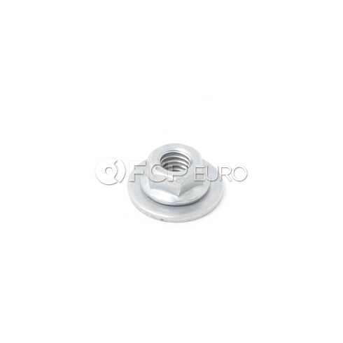 BMW Hex Nut w/ Flange - Genuine BMW 07146986935