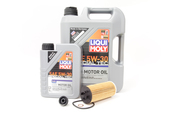 BMW Oil Change Kit 5W-30 - Liqui Moly 11428570590.LM2