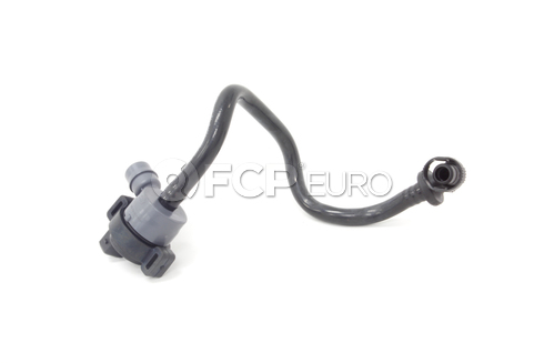BMW Vapor Canister Purge Solenoid Right - Genuine BMW 13907636159