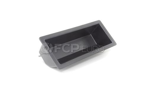 BMW Insert Non-Smokers (Black) - Genuine BMW 51166954946