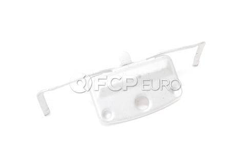BMW Disc Brake Pad Retaining Clip Front (535i xDrive 535i 640i ActiveHybrid 5) - Genuine BMW 34116799386