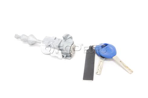 BMW Door Lock Cylinder Left - Genuine BMW 51217162427