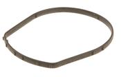 Porsche Engine Coolant Thermostat Gasket - Elring 9A110630500