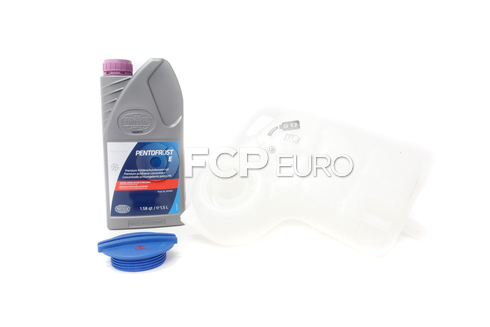 Audi Coolant Recovery Tank Kit - Behr/Pentosin 8E0121403