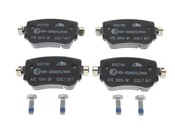 Audi VW Brake Pad Set - ATE 7N0698451A