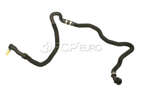 BMW Engine Coolant Recovery Tank Hose Lower - Genuine BMW 17127583175