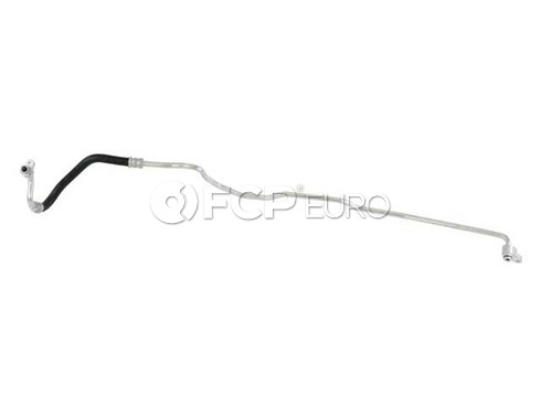 BMW Auto Trans Oil Cooler Hose (X5 X6) - Genuine BMW 17217600973