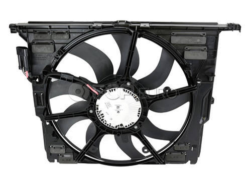 BMW Engine Cooling Fan Assembly - Genuine BMW 17427647652