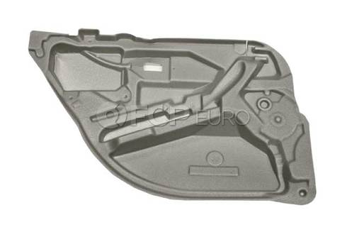 BMW Door Insulation Rear Left - Genuine BMW 51488230221