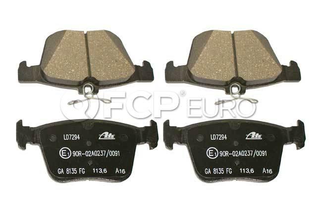 Audi VW Brake Pad Set - ATE 5Q0698451P