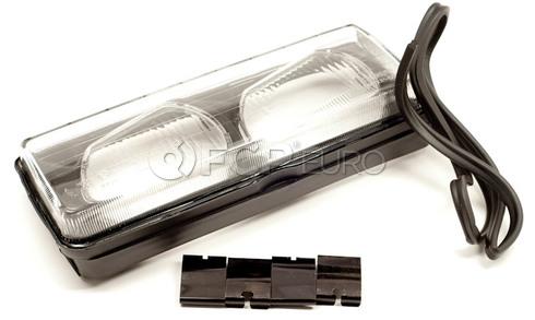 BMW Headlight Left (Glass E36) - TYC 63121387861G
