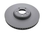 BMW Brake Disc -Zimmermann 34116789544
