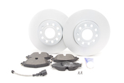 Audi VW Brake Kit - ATE KIT-528845