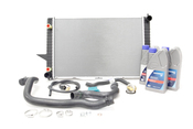 Volvo Cooling System Refresh Kit - REIN KIT-515999