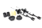 Audi Shock Assembly Kit 8-Piece (A4 A4 Quattro) - Sachs 558301A4KIT