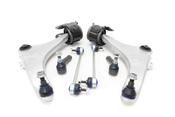 Volvo 6-Piece Control Arm Kit - Meyle P3CAKT4P6