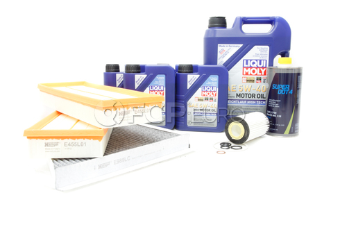 Mercedes Service B Kit (E-Class CLS) - Liqui Moly SVCB211LATE2