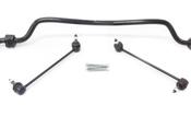 Mercedes W209 Sway Bar Kit (Convertible Non-Sport) - Genuine Mercedes 2033202989KT2