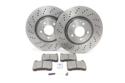 Mercedes Brake Kit - Brembo 515925