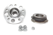 Mercedes Wheel Bearing Repair Kit - NTN 515815