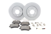 Mercedes Brake Kit - Zimmermann 515900