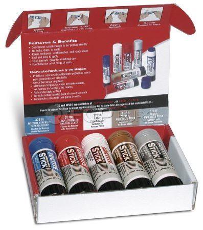 Thread Treatment Kit (5 Sticks) - Loctite 38725