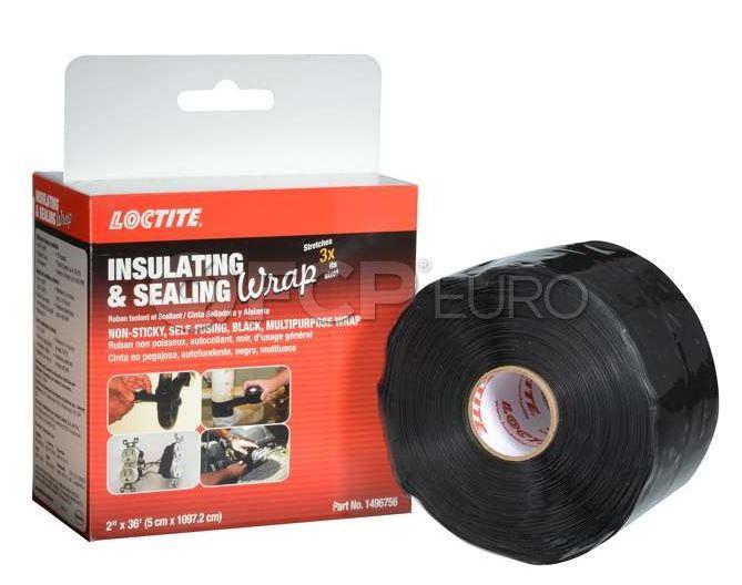 Insulating & Sealing Wrap Black - Loctite 1496756